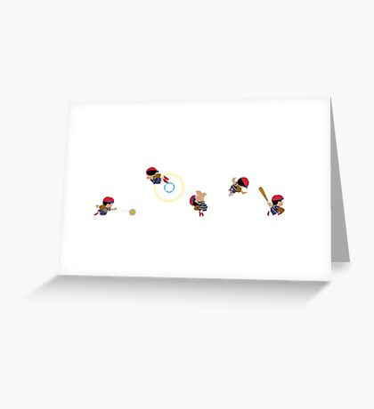 Simply Ness Greeting Card