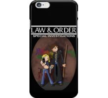 Dresden Files: Special Investigations iPhone Case/Skin
