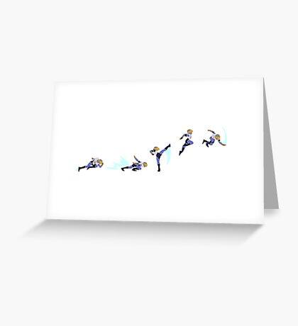 Simply Shiek Greeting Card