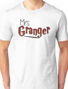 Mrs Granger Unisex T-Shirt