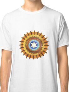 Mandala : Harvest Classic T-Shirt