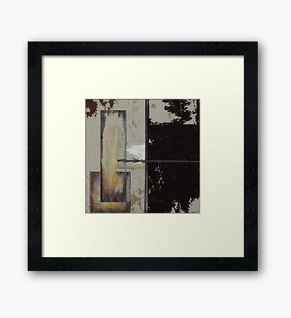 ReStacked  Framed Print