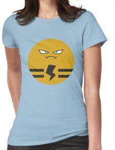 Pokemon Portraits - Elekid Womens Fitted T-Shirt