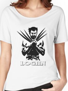 Old Logan (Wolverine) 2017 (white) Women's Relaxed Fit T-Shirt