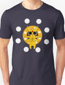 Pikachu's Trip - one circle Unisex T-Shirt
