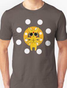 Pikachu's Trip - one circle Unisex T-Shirt