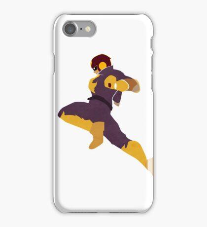 Captain Falcon Knee iPhone Case/Skin