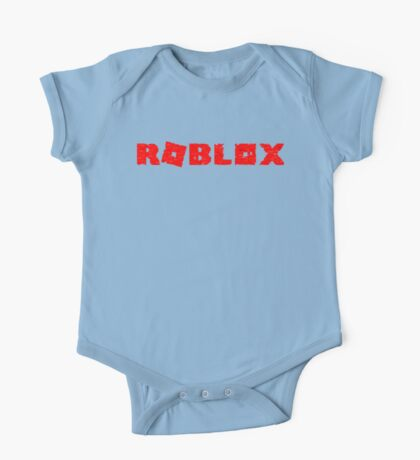 Roblox 'worn out' logo  One Piece - Short Sleeve