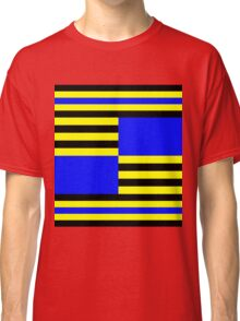 BLACK GOLD AND BLUE Classic T-Shirt