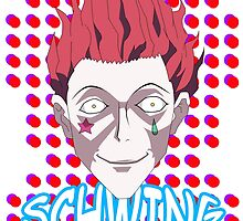 Hunter x Hunter - Hisoka by BK4REVENGE