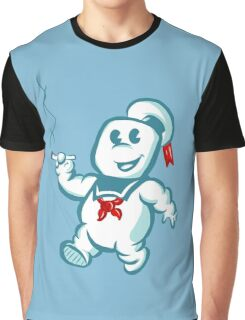 Stay Puft Puff Graphic T-Shirt