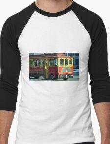 Vancouver Trolley Men's Baseball ¾ T-Shirt