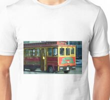 Vancouver Trolley Unisex T-Shirt