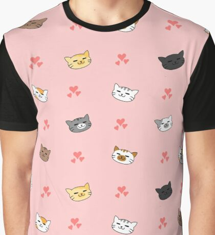Kittens!! Graphic T-Shirt