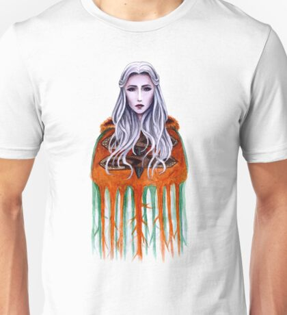 Revealed in the Thaw Unisex T-Shirt