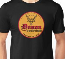 Demon Customs Hot Rod Unisex T-Shirt