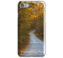 Fall Adventures iPhone Case/Skin