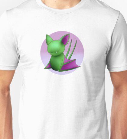 041 - Alternate Female Shiny Bat Monster Unisex T-Shirt