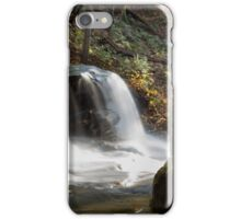 On the way down iPhone Case/Skin