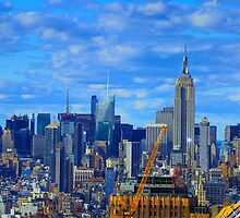 In a New York Minute by TimTruong101