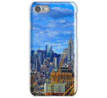 In a New York Minute iPhone Case/Skin