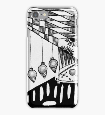 Dangling iPhone Case/Skin
