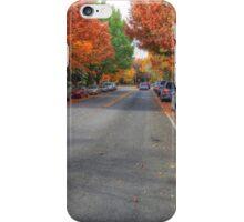 Fall In Washington DC iPhone Case/Skin
