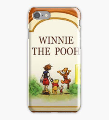 KH Winnie the pooh iPhone Case/Skin
