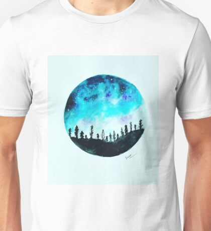 Beautiful Night  Unisex T-Shirt