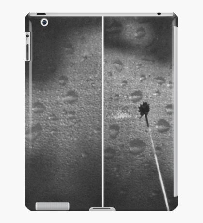 Shadows and Rain iPad Case/Skin