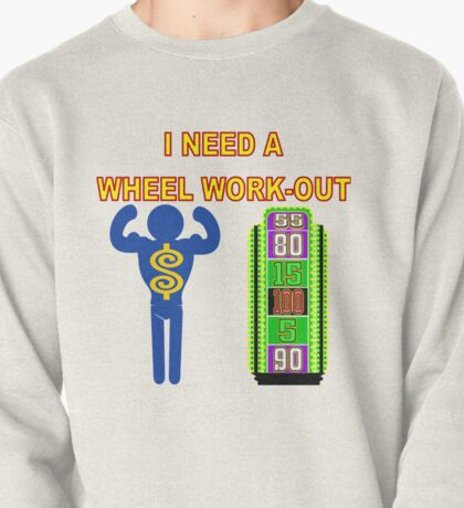 Game Show - TPIR (The Price Is...) Wheel Pullover