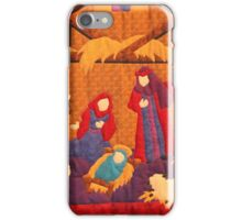 Christmas Quilt 2 iPhone Case/Skin