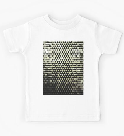 dotted galaxy Kids Tee