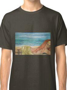 at the beach Classic T-Shirt