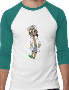 Professor Kukui Men's Baseball ¾ T-Shirt