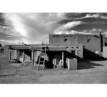 Taos Pueblo Study 1  Photographic Print