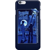 I'm Waving at Fat! (Doctor Who) iPhone Case/Skin