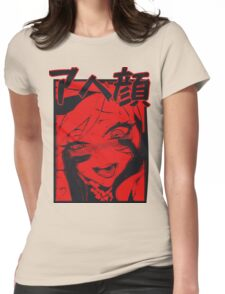 bloody a h e g a o  Womens Fitted T-Shirt