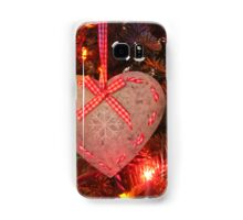 Country Christmas Samsung Galaxy Case/Skin
