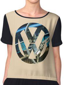 VW Beetle Dash Chiffon Top