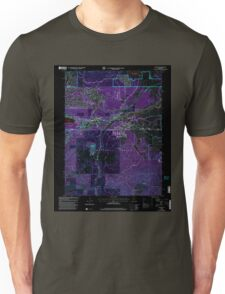 USGS TOPO Map California CA Truckee 295533 2000 24000 geo Inverted Unisex T-Shirt