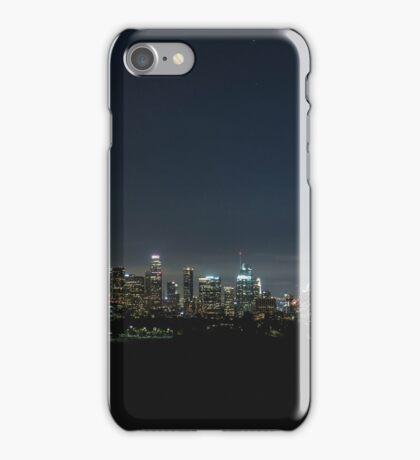 Los Angeles - Long Exposure iPhone Case/Skin