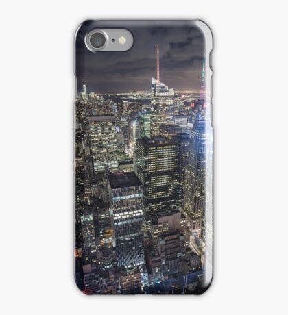 NEW York City - Long Exposure iPhone Case/Skin