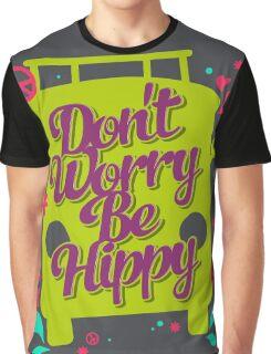 Hippy Graphic T-Shirt