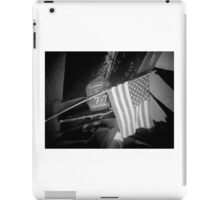 Gone but never forgotten  iPad Case/Skin