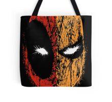 Deadpool/Deathstroke Tote Bag