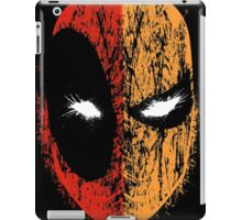 Deadpool/Deathstroke iPad Case/Skin