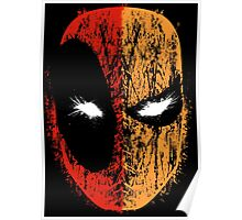 Deadpool/Deathstroke Poster
