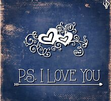 P.S. I Love You by MoxieMe