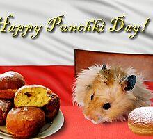 Punchki Day Hamster by jkartlife
